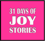 welcome to my JOYstories