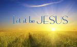 let it beJESUS